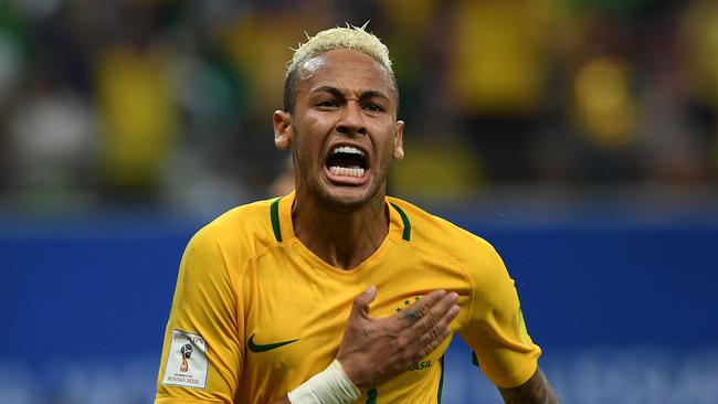 News of a swift return for Neymar comes as a big boost to Brazil's World Cup hopes