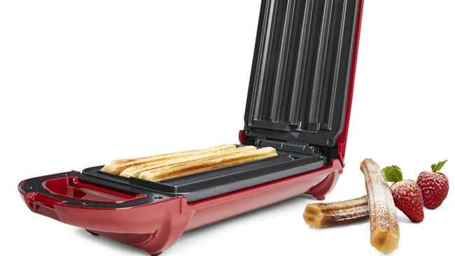 The churros maker is one of the many kitchen products Kmart predicts will be popular this Christmas.