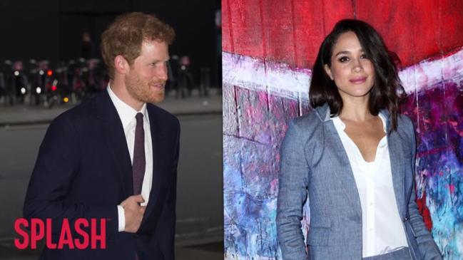 Meghan Markle opens up about her relationship with Prince Harry