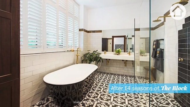 The Block's best bathrooms ever created