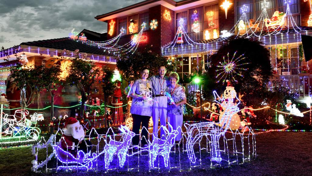 Christmas lights display: 13 best and brightest houses in Melbourne - Where To See Best Christmas Light Displays In Melbourne Herald Sun