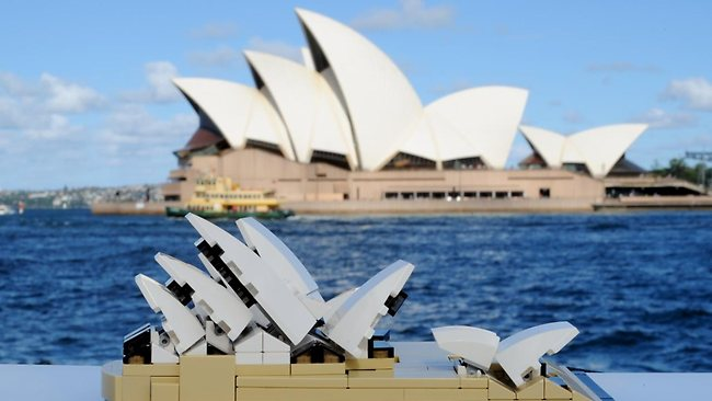 Opera House Joins Global Lego Landmarks