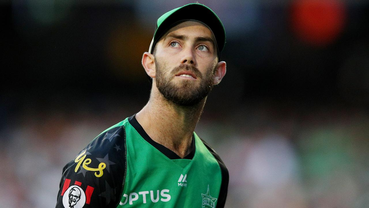 Glenn Maxwell of the Stars has been snubbed from the Test squad again.