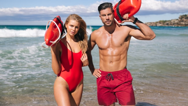 Sam Wood on the workouts and diet to get a Baywatch body