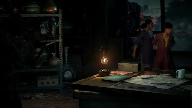 UNCHARTED: The Lost Legacy – PS4 trailer