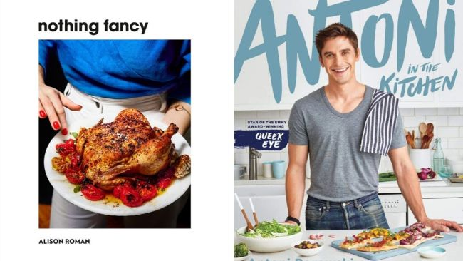 Image: 'Nothing Fancy' / 'Antoni In The Kitchen'
