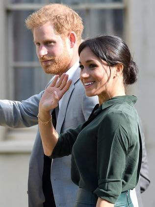 Harry and Meghan have left a big hole in the royal roster. Picture: Karwai Tang/WireImage
