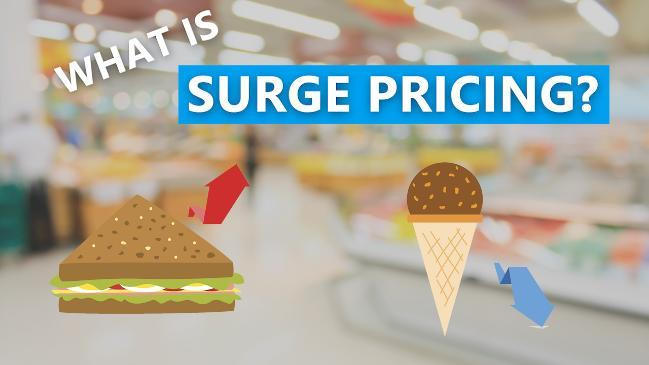 What is surge pricing and how will it affect your shopping?