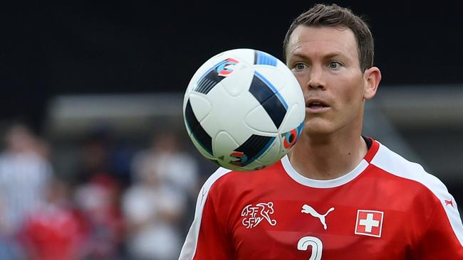 New Arsenal defender Stephan Lichtsteiner won seven league titles at Juventus.