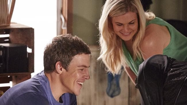 Bonnie Sveen will leave her role as Ricky Sharpe on Home And Away, following the departure of co-star Stephen Peacocke who played her long-time love interest Darryl 'Brax' Braxton.
