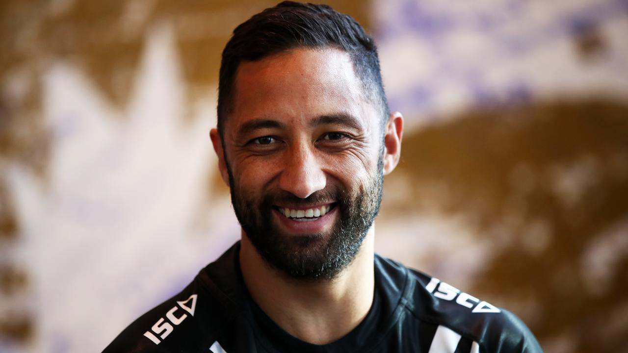 Benji Marshall is back in the Kiwis jersey.