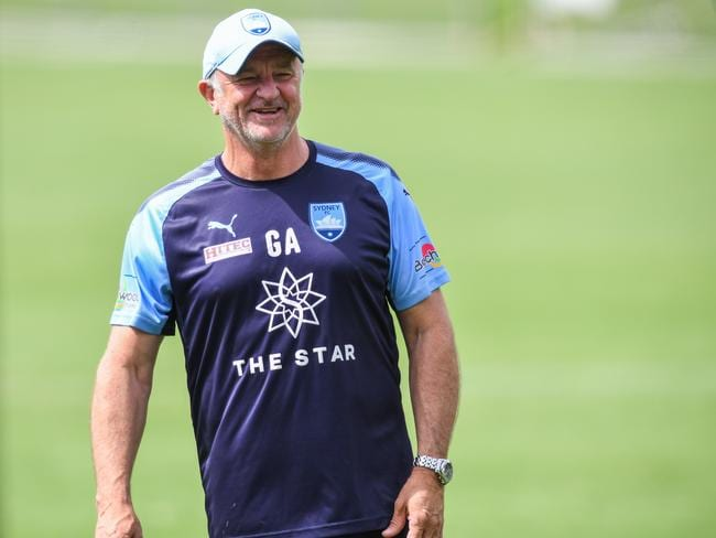 Two national teams are after Sydney FC coach Graham Arnold.
