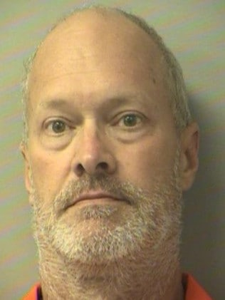 John Stapleton, charged with the molestation of a 6 year old girl at a shelter during Hurricane Michael. Picture: Okaloosa Sheriff's Department