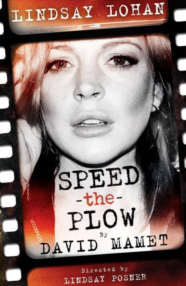 Tickets to Speed-the-Plow are selling on Lindsay's name alone — but will she show up?