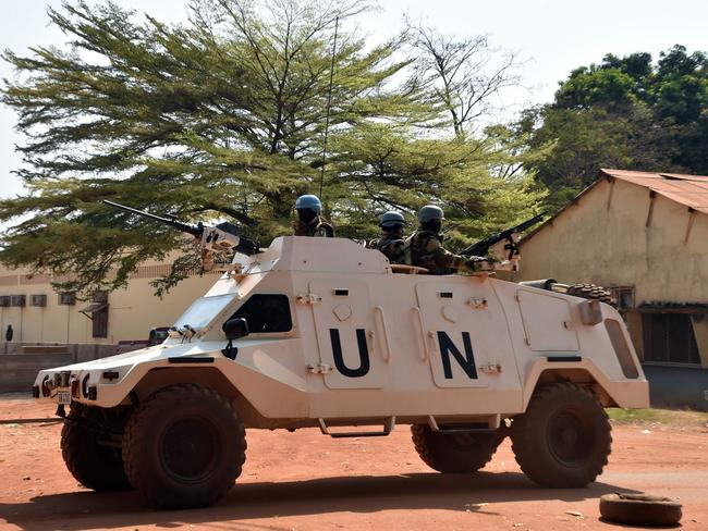 Victims aged as young as seven and nine said they were abused by UN peacekeeping troops.