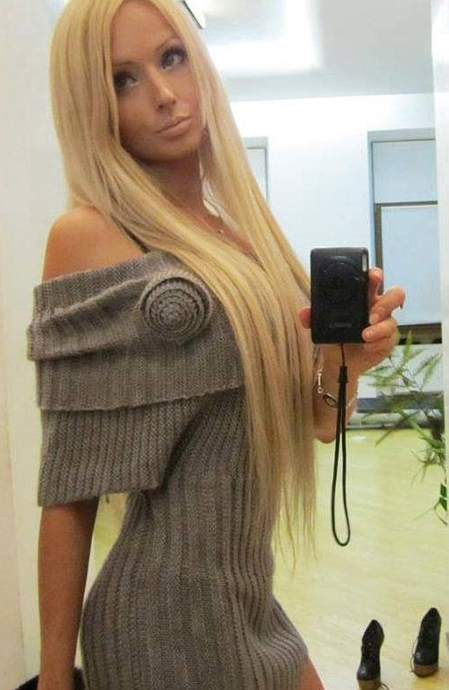 The blonde bombshell has revealed she wants to become a breatharian. Picture: Facebook