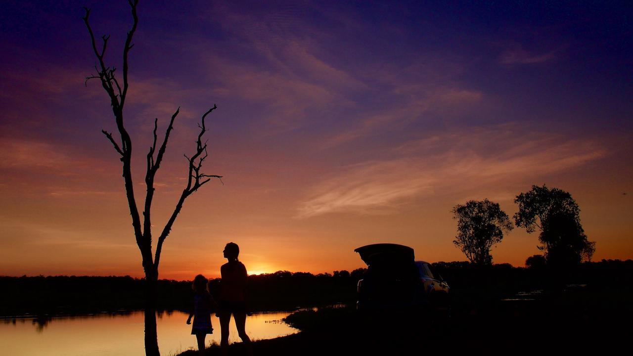 Community group Friends of Fogg Dam are holding their annual Earth Hour night walk at Fogg Dam in the Northern Territory on Saturday, March 30. Picture: Jan Martin