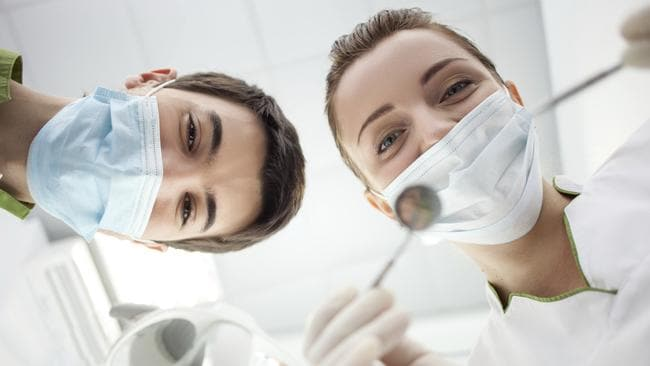 Dental work can be expensive and treatment for adults generally isn't covered by the public system. Picture: iStock