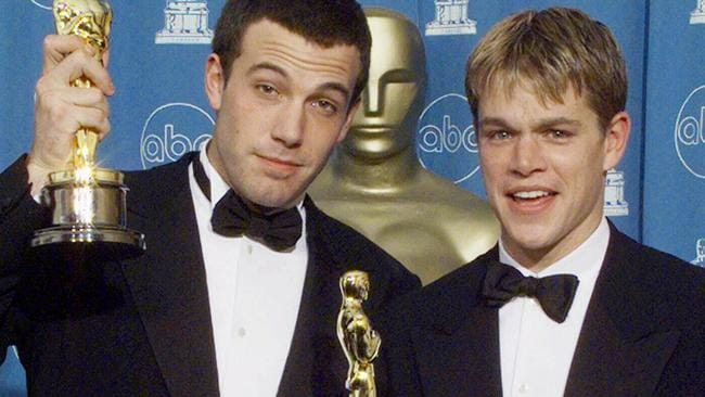 Good Will Hunting: Did Matt Damon and Ben Affleck really ...