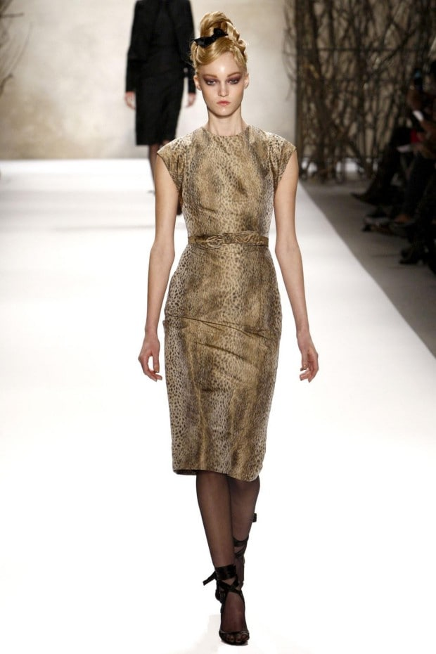 Monique Lhuillier Ready-to-Wear A/W 2011/12