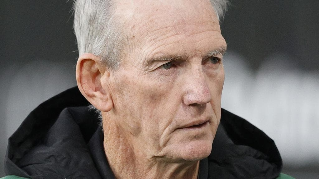 Wayne Bennett was given approval by the NRL to attend the funeral of a close friend in Newcastle. Picture: Getty Images