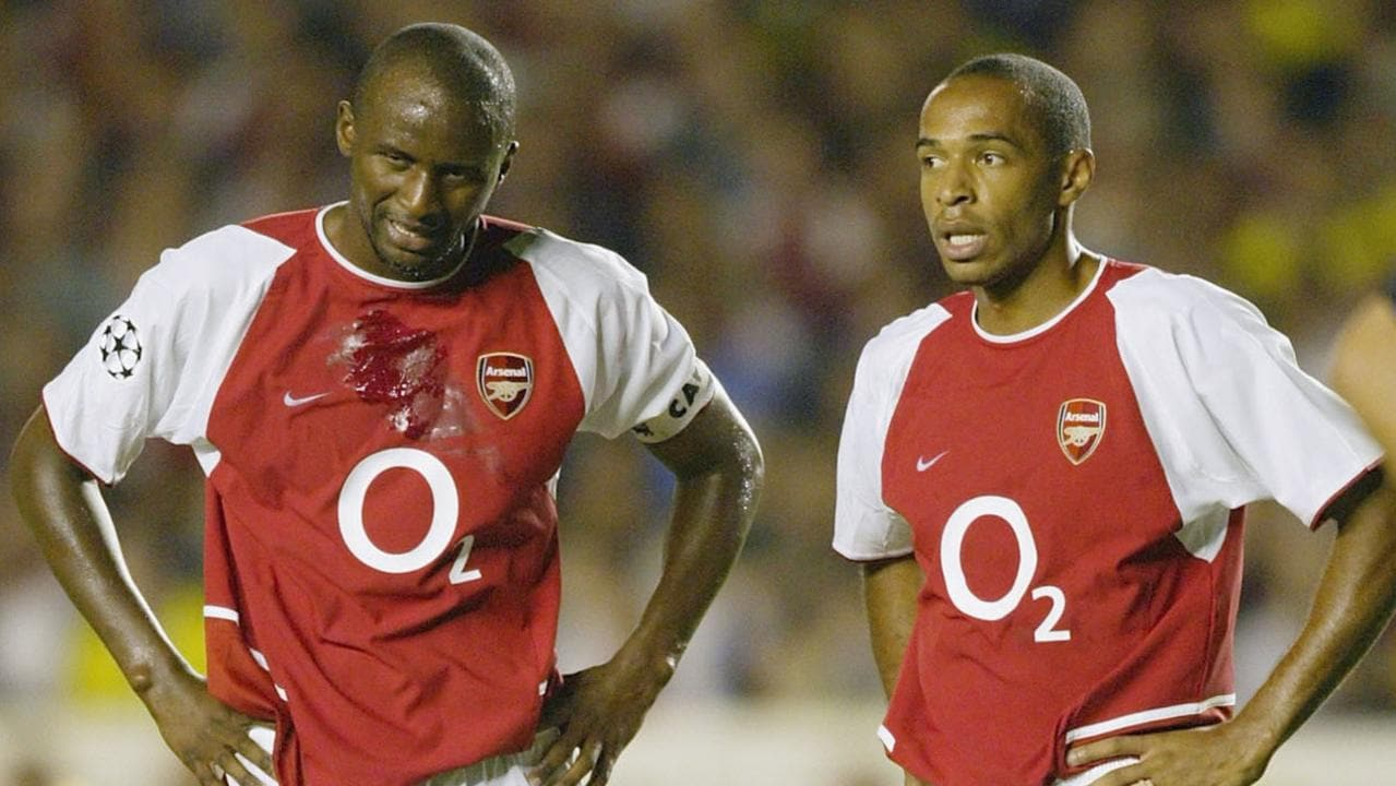 Patrick Vieira and Thierry Henry's first managerial clash has been postponed.