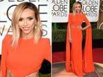 Giuliana Rancic arrives at the 73rd annual Golden Globe Awards on Sunday, Jan. 10, 2016, at the Beverly Hilton Hotel in Beverly Hills, Calif. Picture: AFP