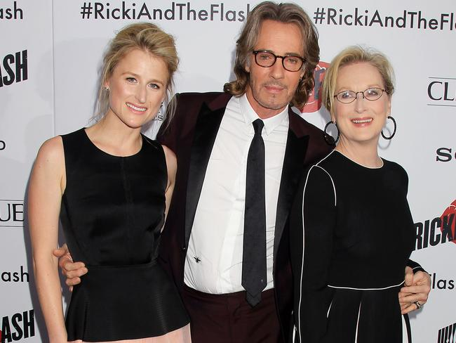 Rick Springfield plays Meryl Streep's lover in the film. Photo: Dave Allocca/Starpix