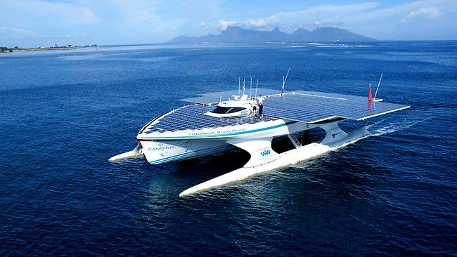 Solar Powered Boat | Solar Powered Inventions That Will Change The World [2nd Edition] | Homesteading