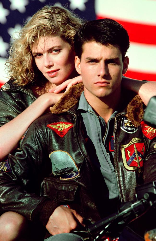 The original Top Gun' grossed more than $480 million at the box office in 1986. Picture: Supplied