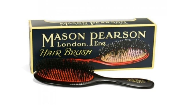 Mason Pearson Pure Boar Bristle ($165 at RAW).