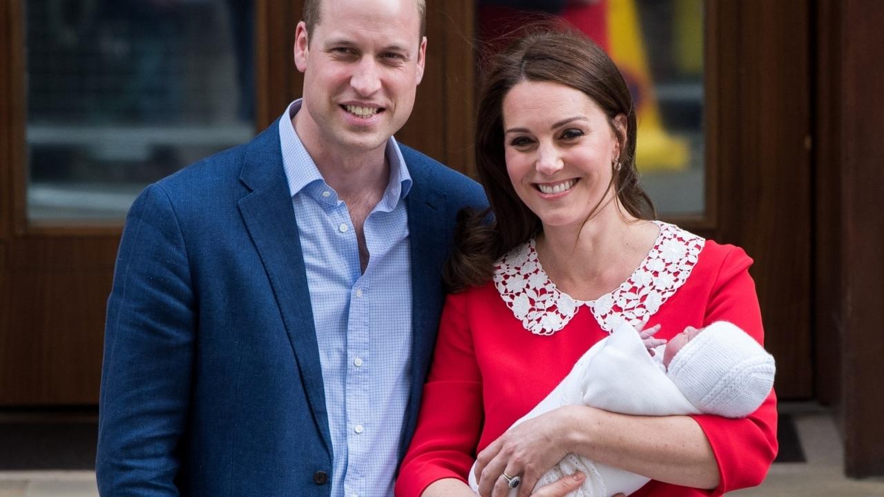 New royal baby named Louis Arthur Charles