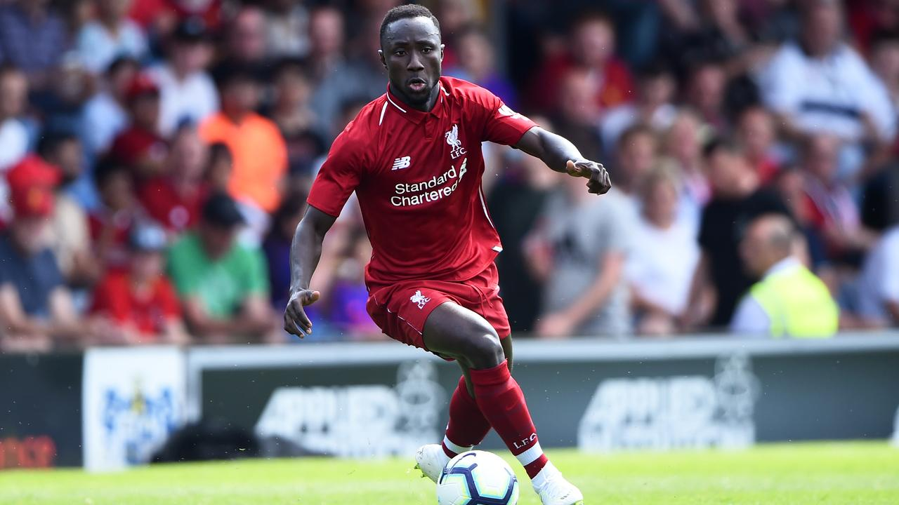 Naby Keita finally joins Liverpool after initially signing last year.