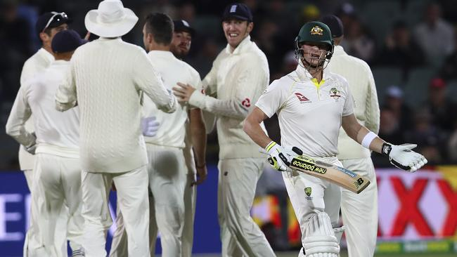 Australian captain Steve Smith has come under criticism for not enforcing the follow-on in the second Test.