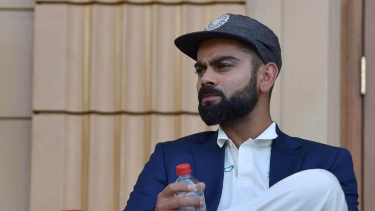 King Kohli keen on Adelaide