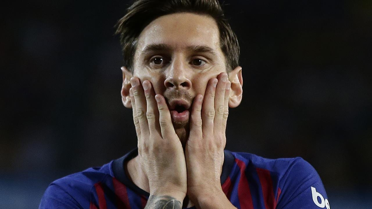 Lionel Messi set yet another record in La Liga.