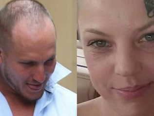 Russell Brian Wood, 27, pleaded guilty in October to murdering 34-year-old Sarah Brown. Image: AAP/Supplied