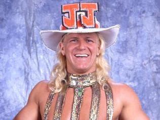 Jeff Jarratt. Photo courtesy of WWE archive.