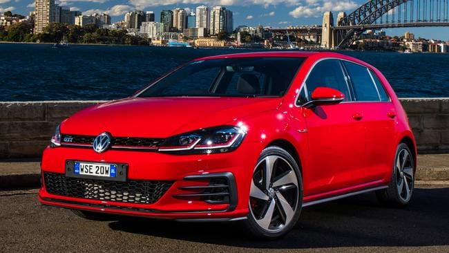 Self-shifting: The VW Golf GTI will no longer come with a manual transmission.