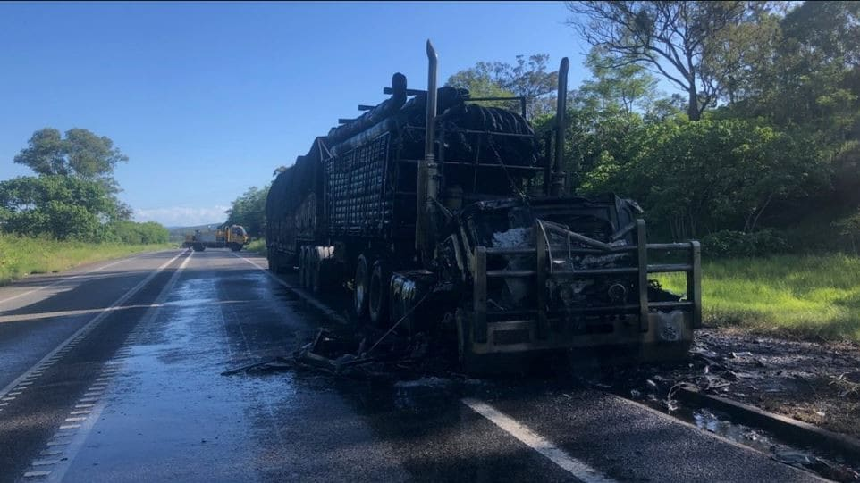 Bruce Highway closed after fatal crash near Townsville and