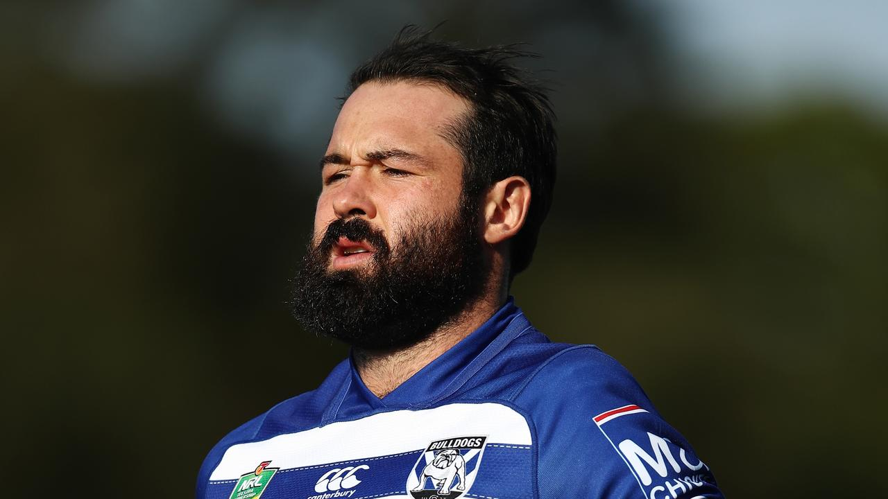 Aaron Woods is a potential signing for the Sharks.