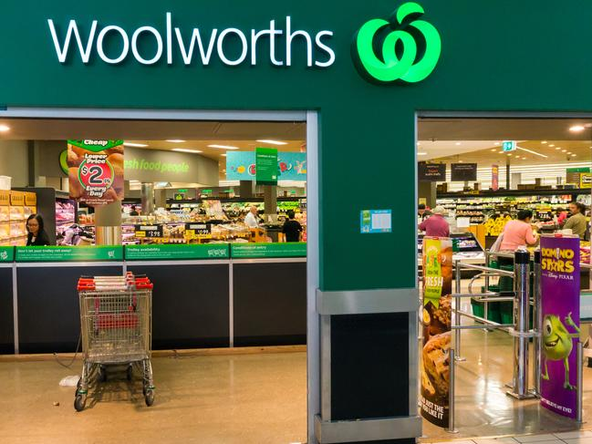 Everything in Woolworths, except gift cards, is covered by their returns policy.
