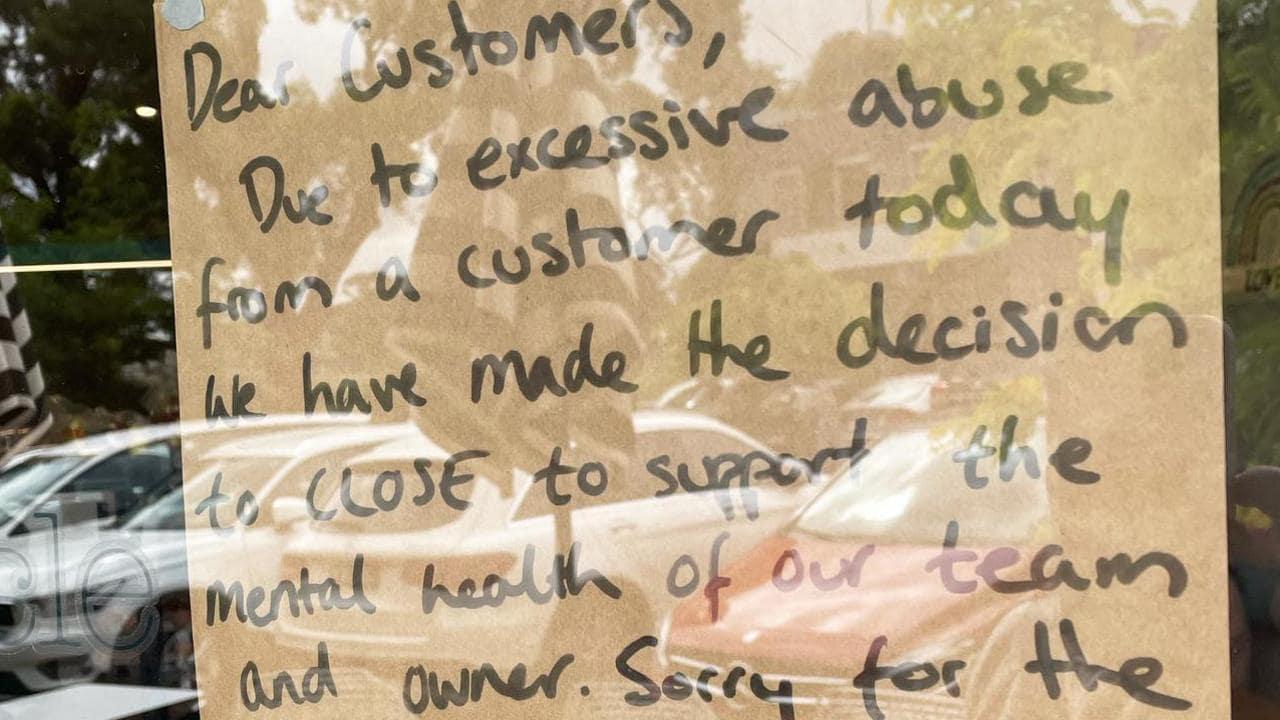 Melbourne cafe closes after staff cop 'excessive abuse' over colour of rice – NEWS.com.au