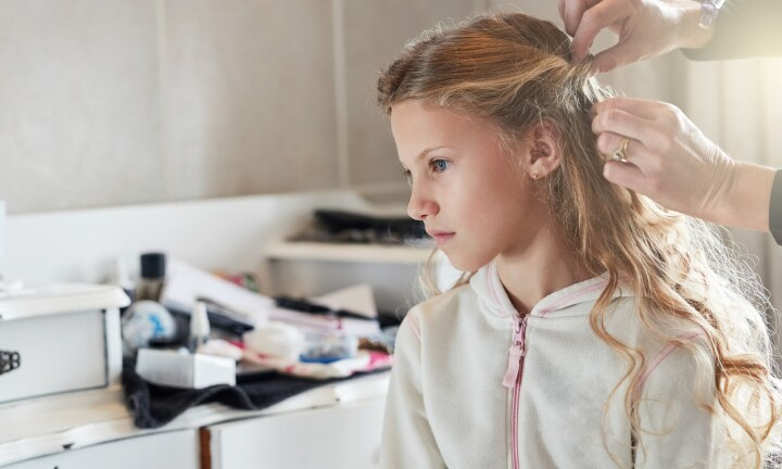 'Two different hairdressers refused to cut my daughter's hair'