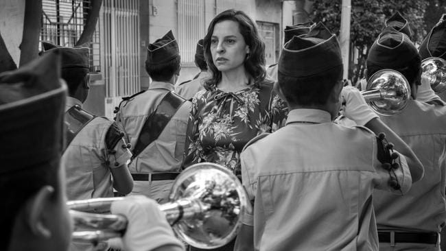 Marina de Tavira's unexpected nomination in Supporting Actress shows there's strong support for Roma by Oscar voters