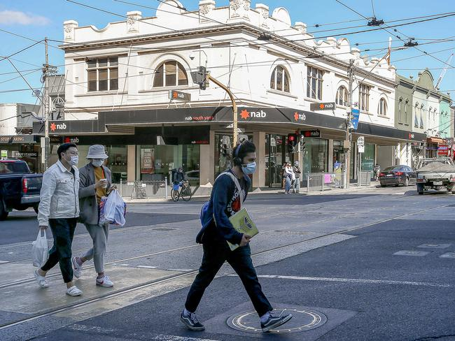 The City of Stonnington has recorded the most coronavirus cases in Melbourne. Picture: Ian Currie