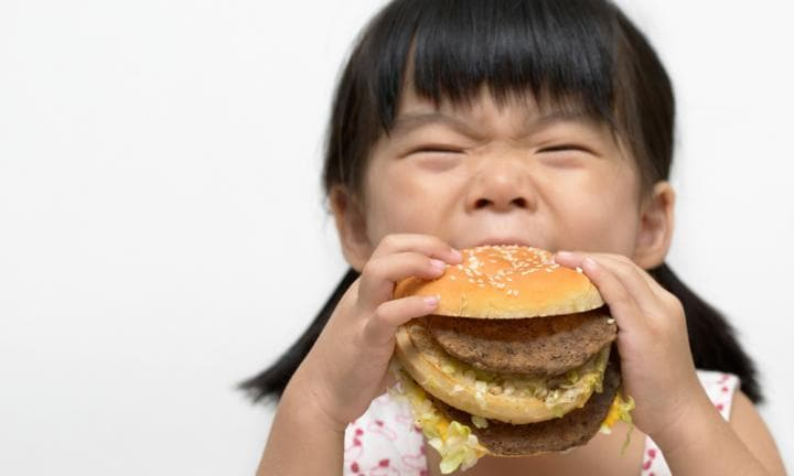 The link between asthma attacks and fast food