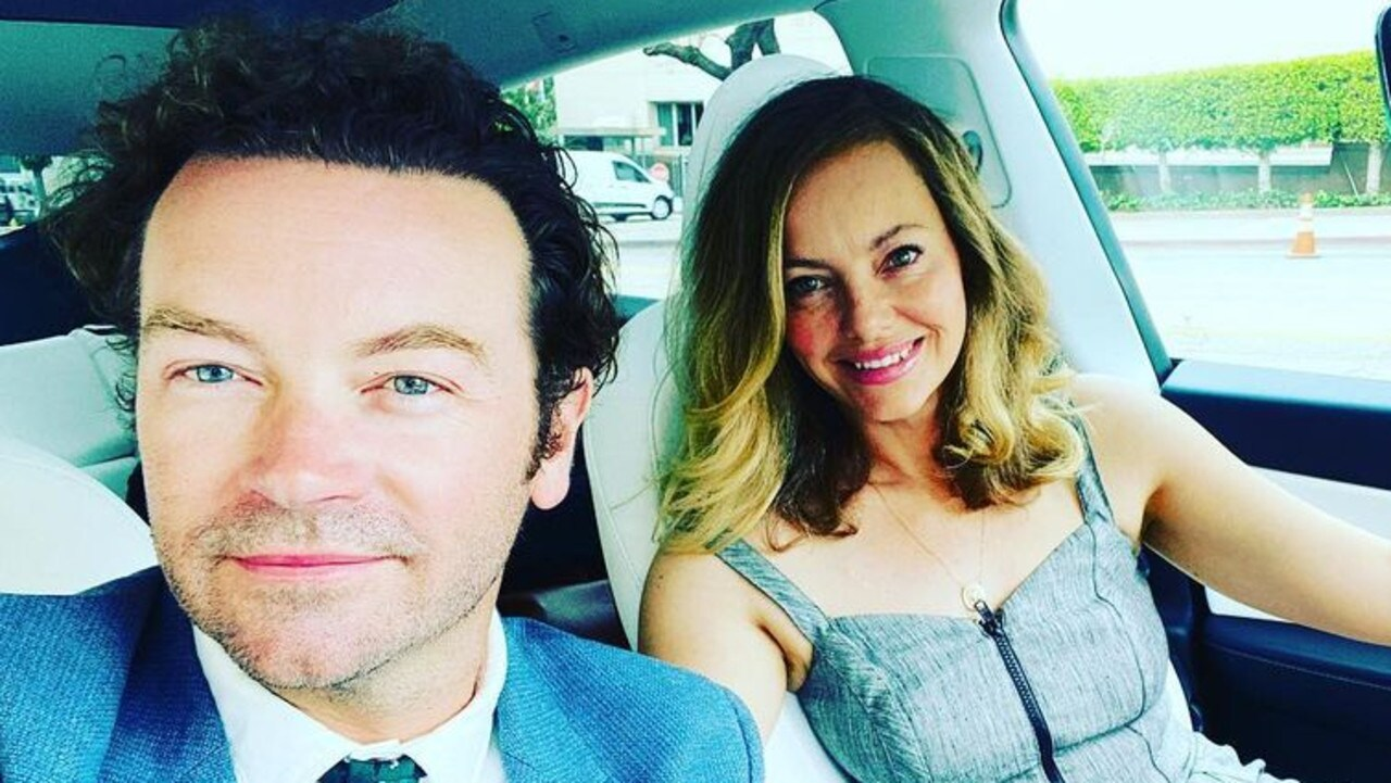 Actor Danny Masterson posts smiling selfie with wife outside of rape trial hearing – NEWS.com.au