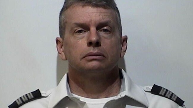 PSA Airlines pilot arrested at airport in triple murder case