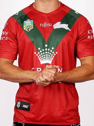 2018 Nrl Jerseys Your Club S Home And Away Jersey Designs Fox Sports